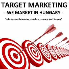 We market in Hungary